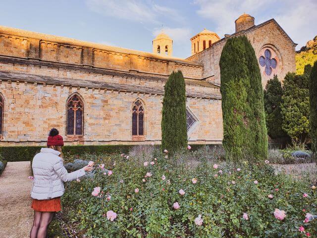 Jardines abadia de Fontfroide Narbonne (1)