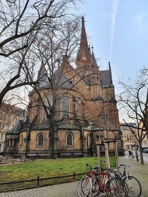 Martin Luthe Kirche