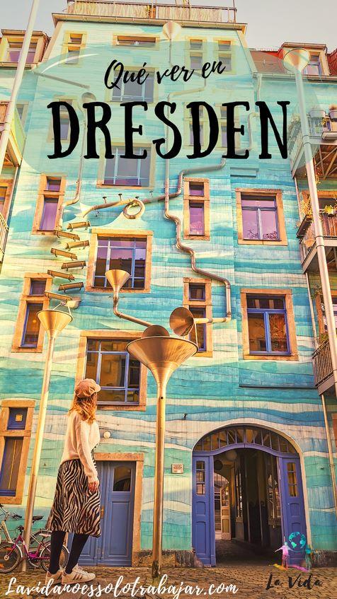 Qué ver en Dresde, Alemania