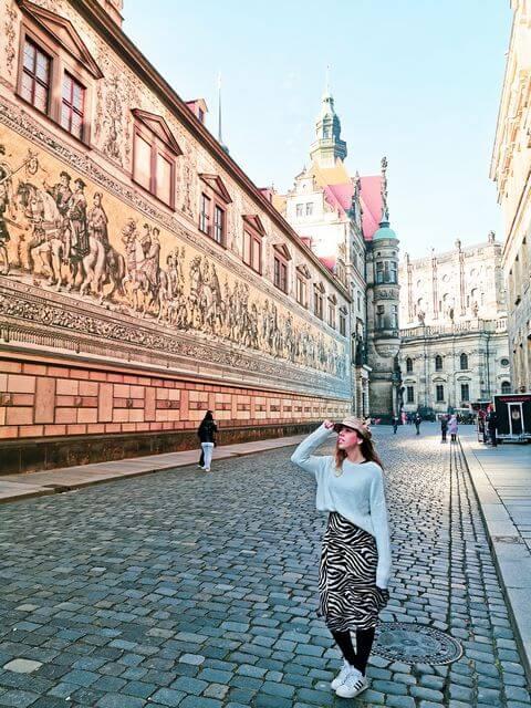 Desfiles de los príncipes Dresde