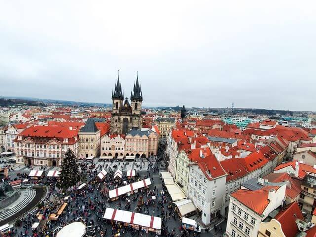 Que ver en Praga en 4 días