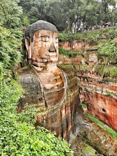 Gran Buda Leshan