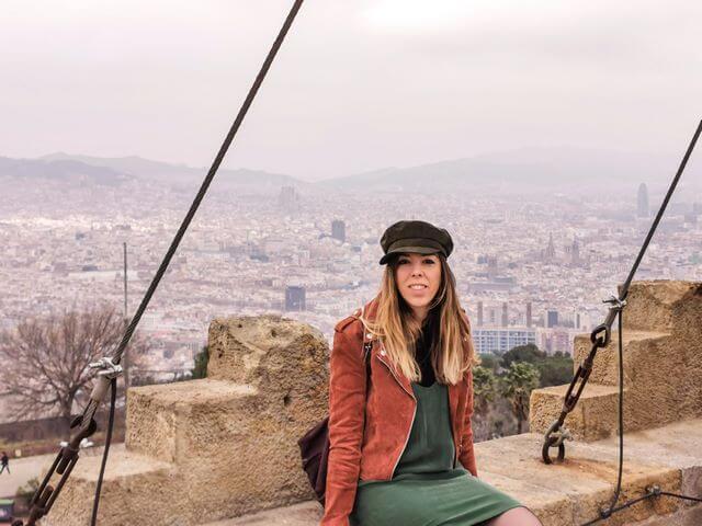 Barcelona desde la Torre vigía