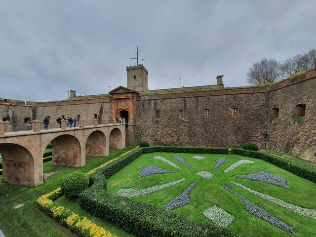Castillo de Montjuic Barcelona