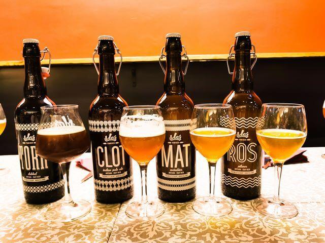 Cervezas Ilda's