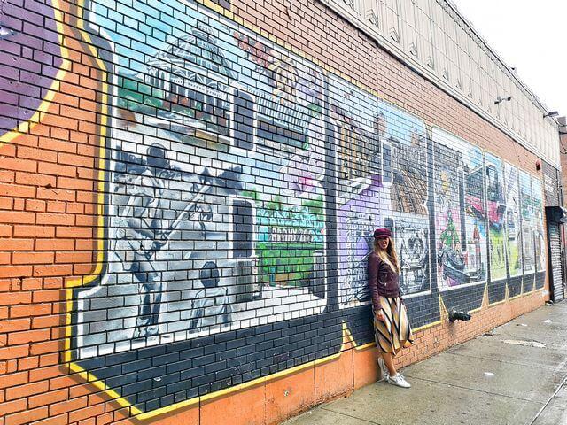 Gafitis tour contrastes nueva york