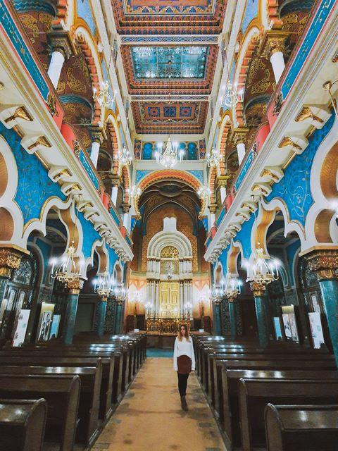 Jubilee Synagogue en Praga en la Prague card