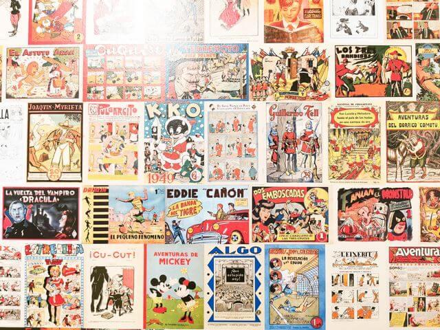 Museo del Comic en Sant Cugat