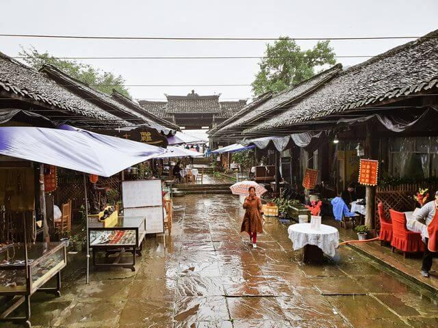 Leshan Buda Scenic Area