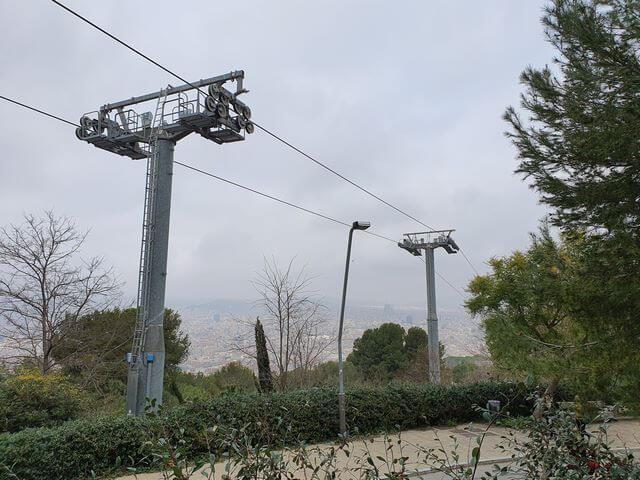Teleférico Montjuic
