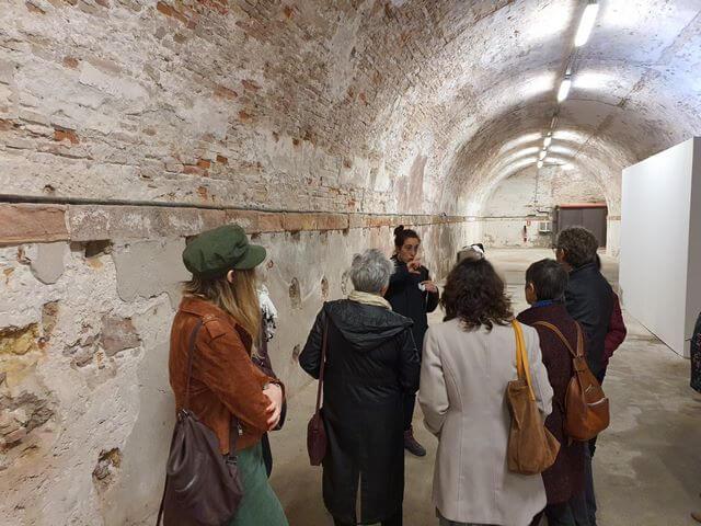 Visita guiada Castillo de Montjuic