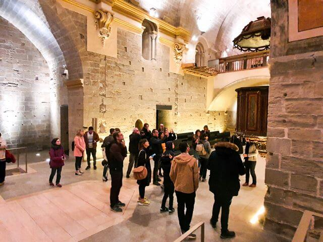 Barcelona Travel Bloggers Mon Sant Benet