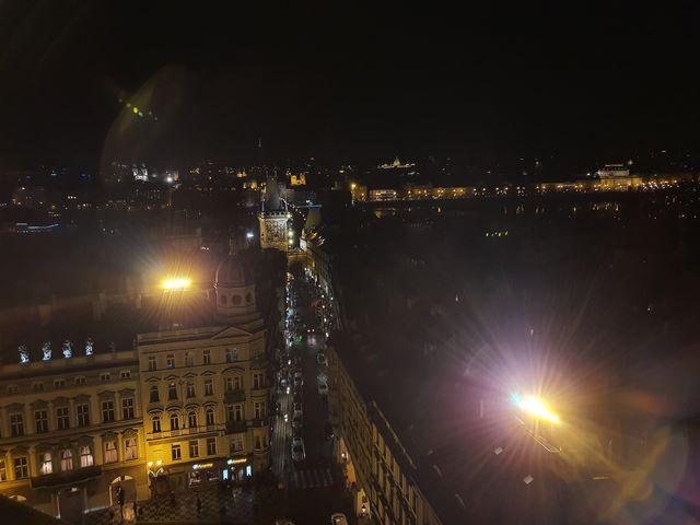 Praga desde la Iglesia San Nicolas