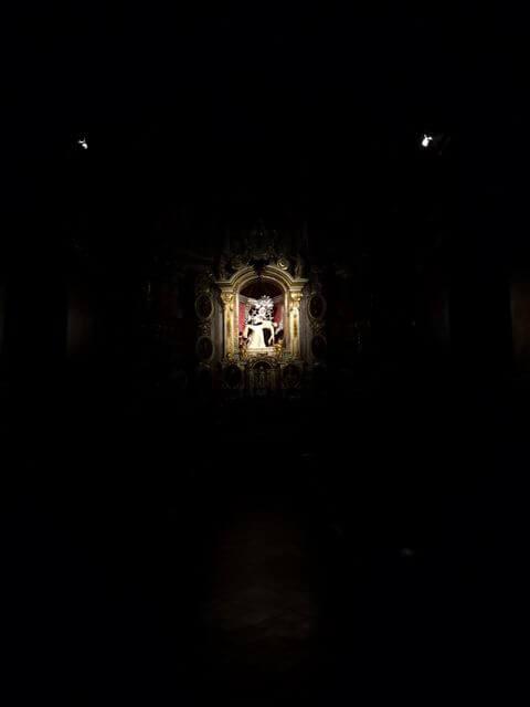 Capilla de los Dolores Basilica Santa Maria