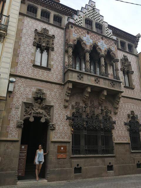 Casa Coll i Regàs Mataro