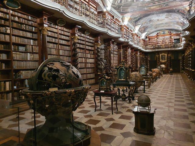 Clementinum Praga