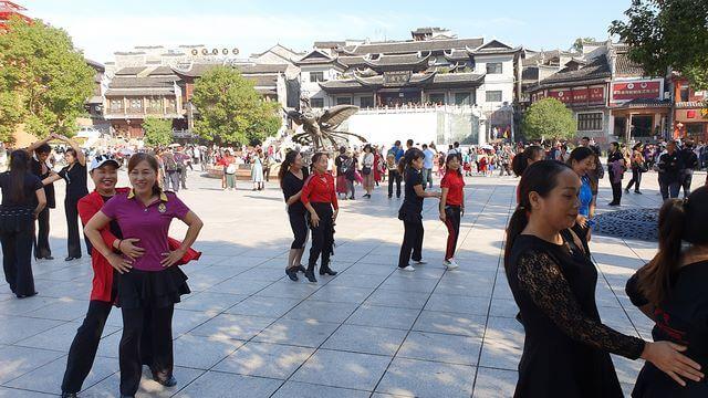 Fenghuang la ciudad del fenix