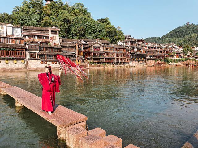 Puentes de Piedras Fenghuang