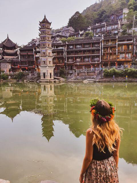 Pagoda Fenghuang