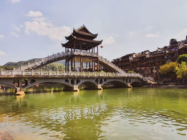 Puente Hong Fenghuang