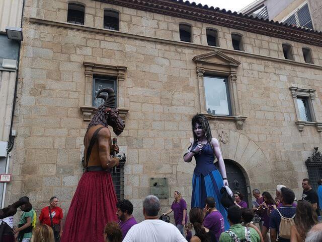 Gigantes de Mataró