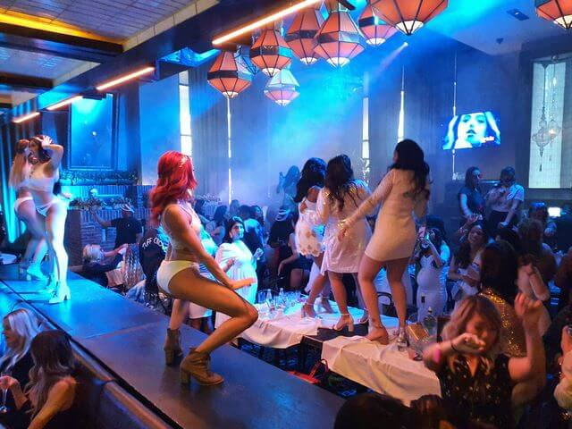 LAVO brunch party
