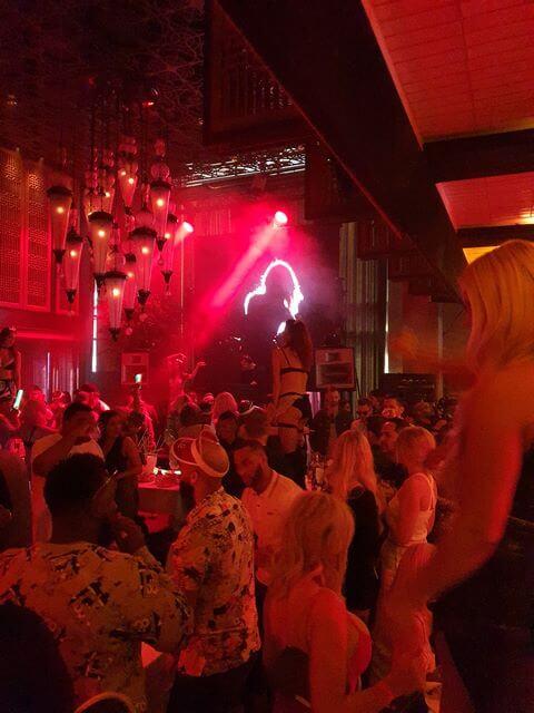 Fiesta en Las Vegas