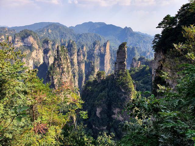 Parque Nacional de Zhangjiajie Montanas avatar