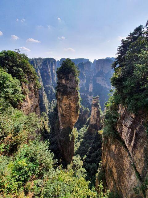 Montaña Aleluya Avatar China