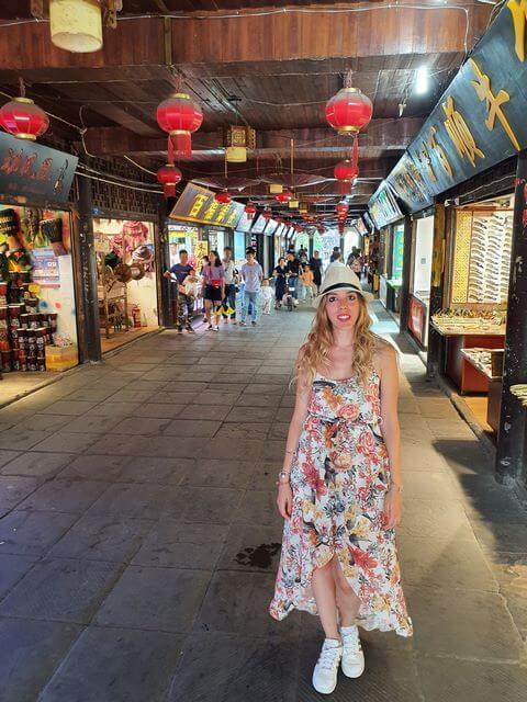 Interior puente Fenghuang
