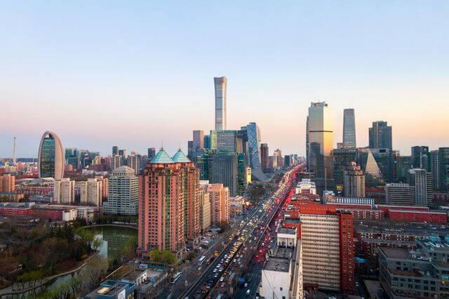 mejor zona alojarse en Pekin Sanlitun y Chaoyang