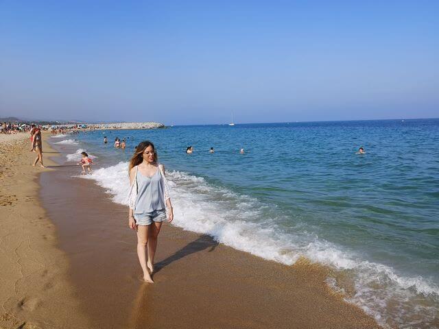Playas de Mataró
