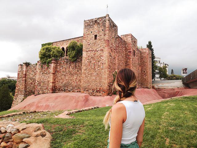 Castell Cartoixa Terrassa