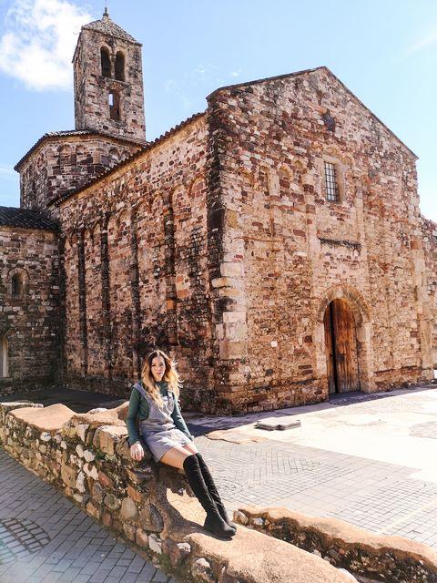 Iglesia Santa Maria Terrassa