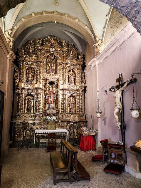 Interior Iglesias de Sant Pere