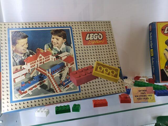 Museo Lego Praga 1955