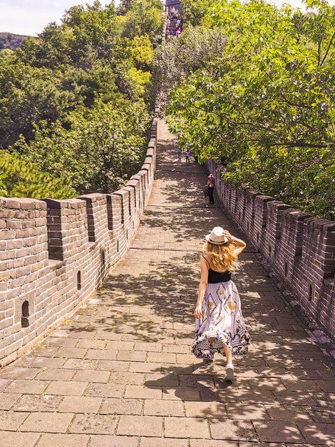 Mutianyu, Gran Muralla China Pekin