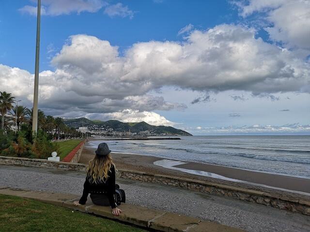 Playa Riera Xica Sitges