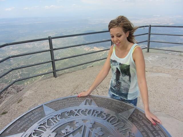 Alto Pic de Sant Jeroni Montserrat