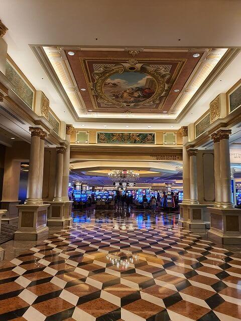Entrada casino The Venetian
