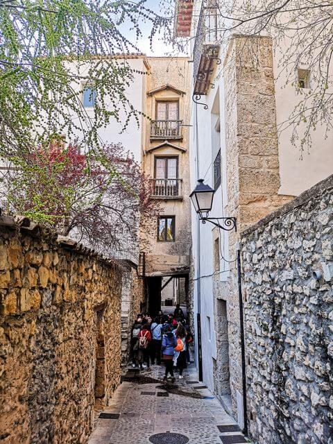 Pasadizo de Cuenca