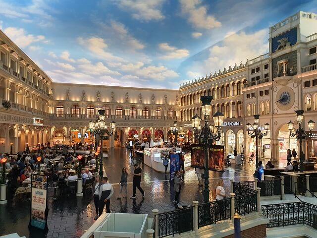 Hoteles famosos en Las Vegas: The Venetian