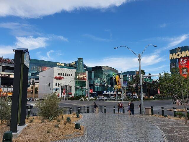 Hoteles famosos en Las Vegas: MGM Grand