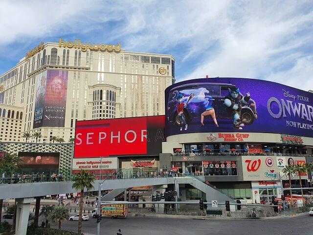 Hoteles famosos en Las Vegas: Planet Hollywood