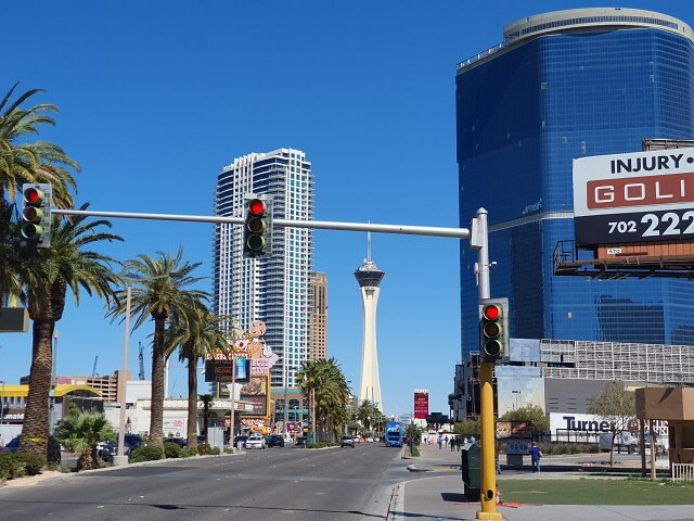 Hoteles famosos en Las Vegas: The Stratosphere