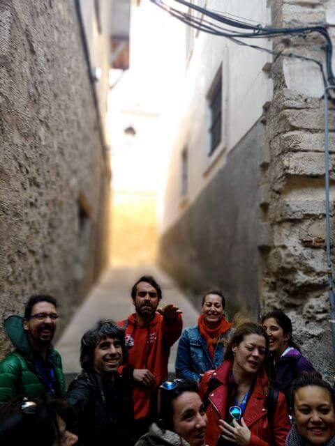 Pablo, nuestro guía en Cuenca