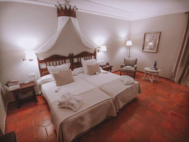 Nuestra Habitación Parador de Cuenca