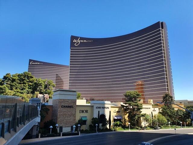 Wynn y Encore hotel de lujo las vegas
