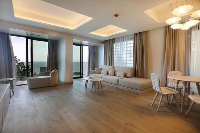 Apartamentos Cosmo de lujo playa de aro