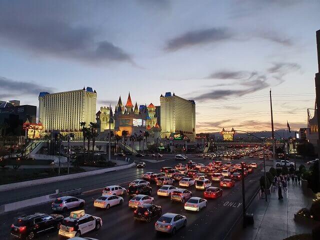 Hoteles famosos en Las Vegas: Excalibur
